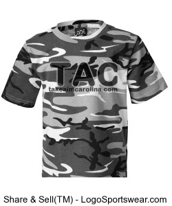 TAC grey camo Design Zoom